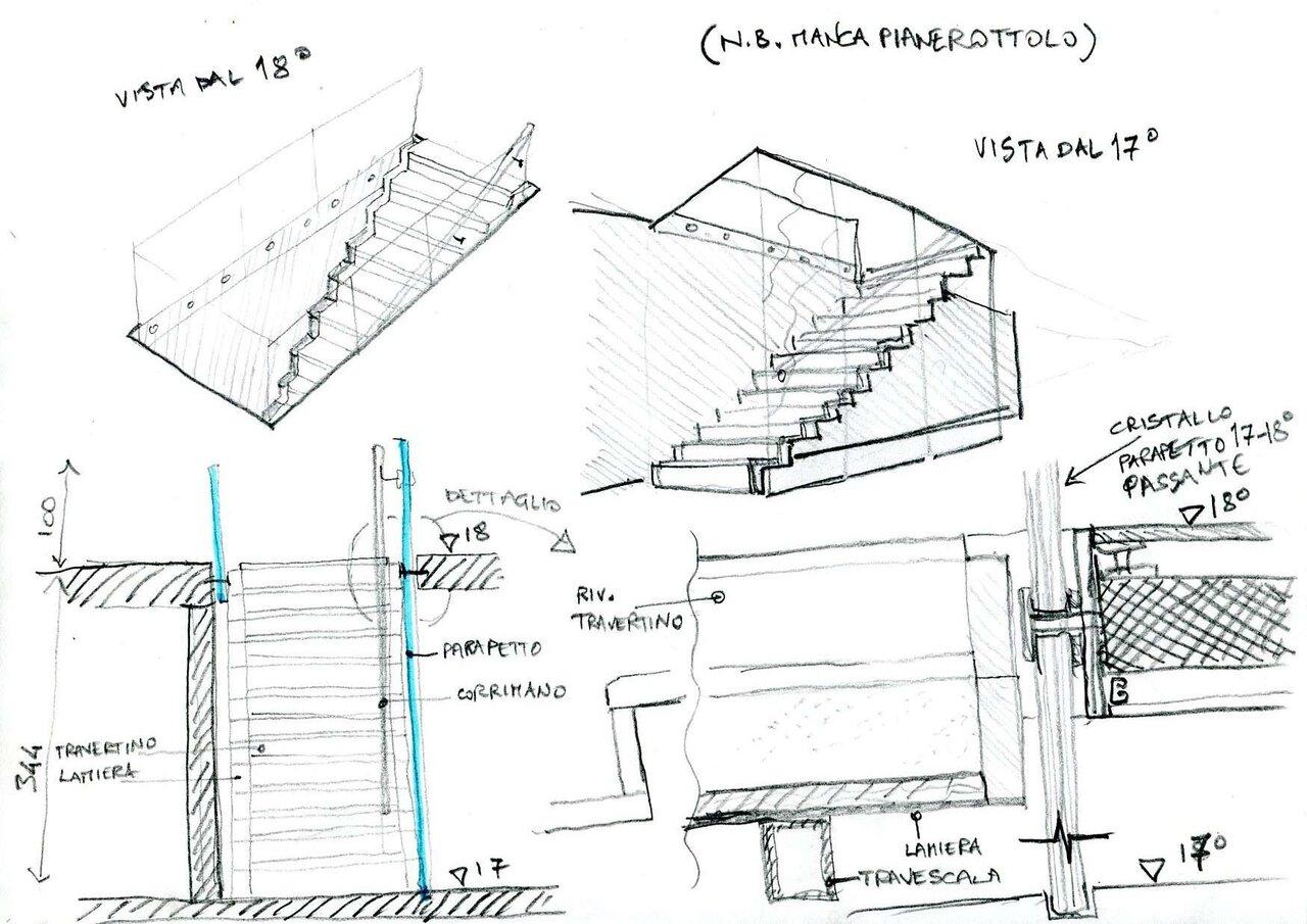 Altezza Minima Soffitto andrea ricci architect   palazzo italia (2016)